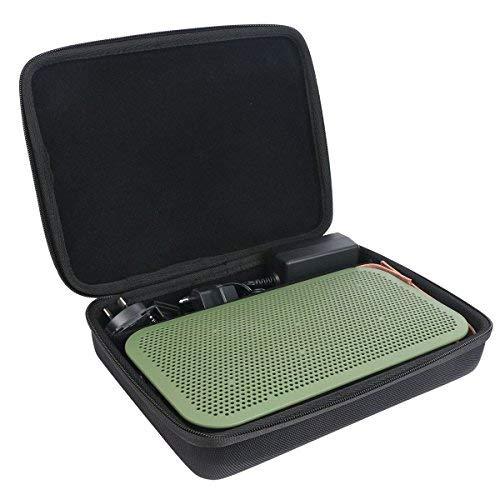 Khanka Dur Cas Voyage étui Housse Porter pour B&O Play by Bang & Olufsen A2 Enceinte Portable Sans Fil Bluetooth Haut-parleur Speaker