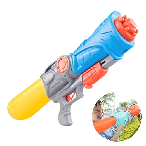 h Capacity Water Soaker Blaster Squirt Toy Outdoor Swimming Pool Beach Water Fighting Toys for Kid&Adult (Gray (S)) ()