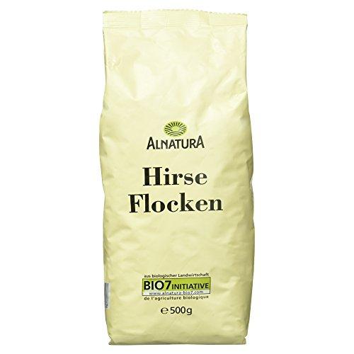 Alnatura Bio Hirseflocken, 500 g