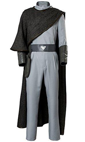 Bail Kostüm Organa - Rogue One: A Star Wars Story Alliance Leader Bail Organa Outfit Cosplay Kostüm Herren XS