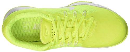 Nike Wmns Air Zoom Ultra Cly, Scarpe da Tennis Donna Multicolore (Volt/White)
