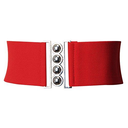 CellDeal Waist Elasticated Buckle Belts Test