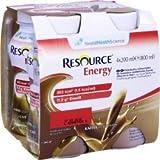 De café de recursos energy 4800 ml líquido