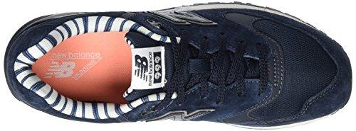 New Balance - Wl999wf, Scarpe sportive Donna Blu scuro