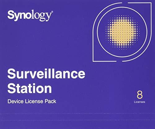 Synology Device Licence x 8 8 Station
