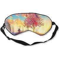 Eye Mask Eyeshade Mountain Tree Sunshine Sleeping Mask Blindfold Eyepatch Adjustable Head Strap preisvergleich bei billige-tabletten.eu