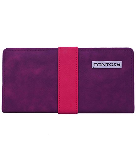 fantosy-women-wallet-Purple-and-Pink-FNWC-161