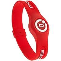 Bioflow Sport–Pulsera magnética, color rojo/blanco, rojo, XL 22.0cm