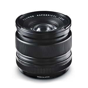 Fujifilm XF Obiettivo Grandangolare 14 mm Equivalente a 21 mm, F2.8 R, F/2.8, Attacco X Mount, Diametro Filtro 58 mm, Nero