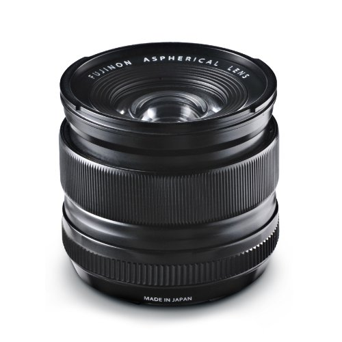 Fujifilm Fujinon XF14 - Objetivo para Fujifilm (distancia focal fija 21 mm, apertura f/2.8-22, zoom óptico 1x,diámetro: 58 mm), negro