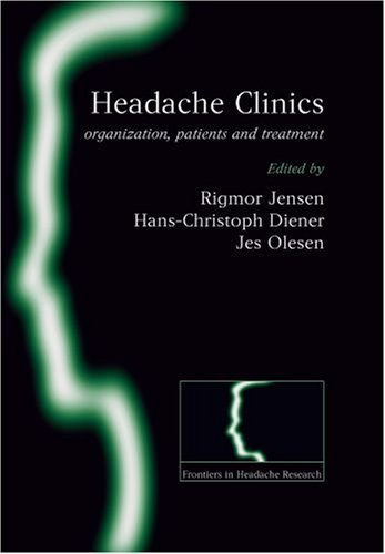headache-clinics-organisation-patients-and-treatment-frontiers-in-headache-research-series-2007-05-2