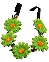 Hippie-Liebe Blumenkranz Blumenkrone Festival Hochzeit Haarkranz BOHO Blumenstirnband