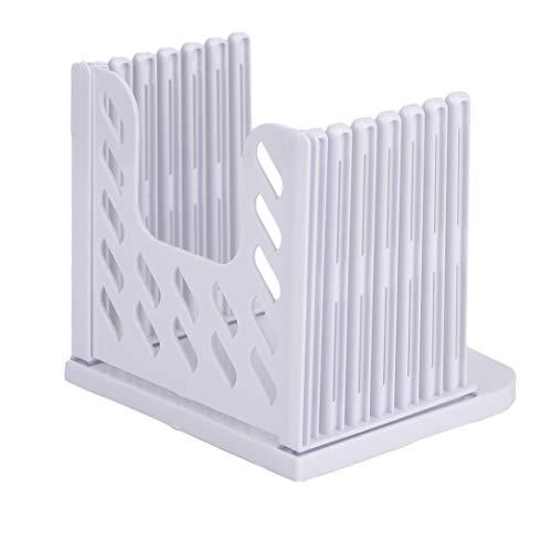 Golgyqin Durable ABS Brotschneidewerkzeuge Brotschneider-Form-Laib-Schneidwerkzeug Toast Sandwich Slicer Pastry Tools Küchenwerkzeuge
