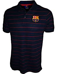 Polo Barça - Collection officielle FC BARCELONE - Taille adulte homme