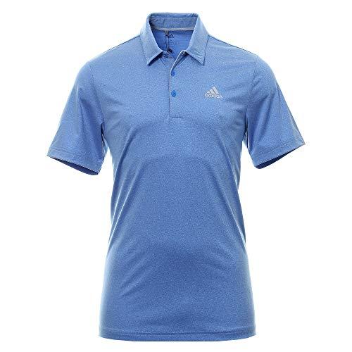 Adidas Golf Shirt Blau (adidas Herren Ultimate 365 Heather Polo Shirt Poloshirt Blau (Azul Dz0538) X-Large)
