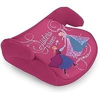 Disney Piku 6218 - Asiento elevador de coche para niños de 15-36 kg, diseño de Frozen, color rosa