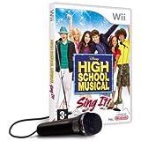High School Musical - Sing it! (inkl. Mikrofon)