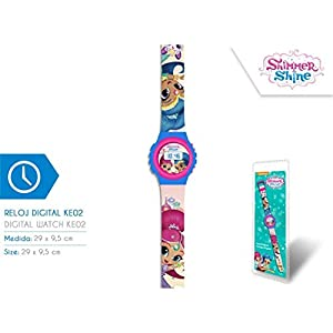Shimmer & Shine Shimmer&Shine Reloj Digital (Kids SH17021)