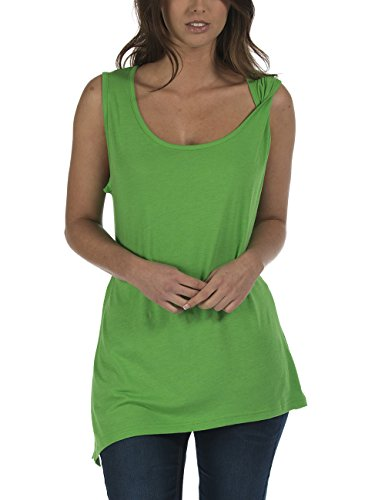 Bench COVET-Tank Top Donna    Grün (Classic Green GR089) 44