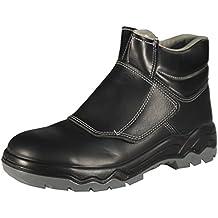 Mekap Loder 026–Unisex Adultos trabajo & Guantes sin cierre seguridad Botas Boots S2–Sra Safety Shoes Footwear Slipper avispas Guante piel