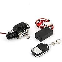 Lorenlli Warnen 9,5cti Winch mit Wireless Remote Controller Empfänger für 1/10 RC Crawler Auto Traxxas Fit HSP Redcat Tamiya Axial SCX10