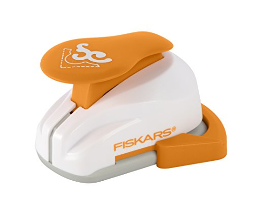 Fiskars Scroll Ecke Hebel Punch (Hebel Punch)