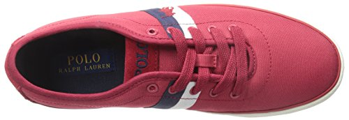 Polo Ralph Lauren Halford Fashion Sneaker Rouge