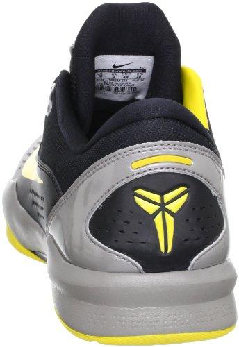 Nike Mens Roshe One SE Mesh Trainers Noir, jaune et gris