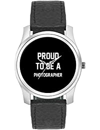 BigOwl Proud To Be A Photographer Best Gift For PHOTOGRAPHER Fashion Watches For Girls - Awesome Gift For Daughter...