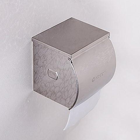 scatola di fazzoletti di bagno/Portarotolo/Cassetto WC/Tessuti/ casella volume-A