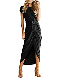Neckholder-Maxikleid lang Tanz /& Party Kleid Dress Latina Sommer Abendkleid Neu