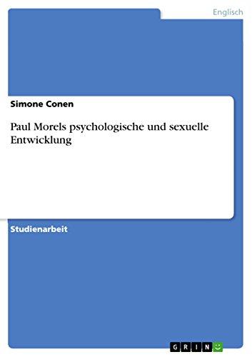 Paul Morels psychologische und sexuelle Entwicklung (German Edition)