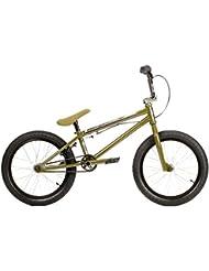 Stereo Bikes Half Stack - BMX Enfant - vert/olive 2017 bmx freestyle
