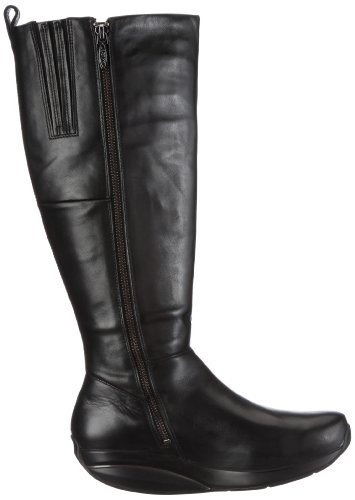 MBT Kisiwa High w 400278 Damen Stiefel Schwarz/Black