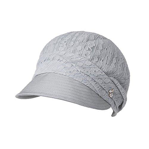 Comhats Ladies Summer Baker Boy Cap Newsboy Hats Visor Beret Sun Hat for Women Casual Cloche Peak Cap Light /& Soft Lined Adjustable