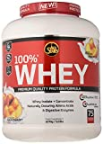 All Stars Whey Protein, Pesca-Yogurt - 2270 g