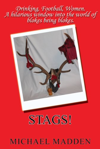 Book cover image for Stags!