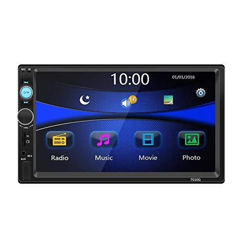 Youn 7010 G 7 en stéréo de voiture MP5 Player Navigation GPS Bluetooth FM Radio Head Unit