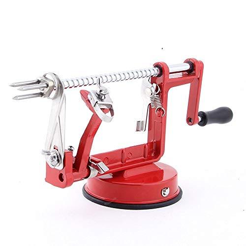 WJJW Fruit Apple Peeler Corer Slicer Slinky Machine Potato Cutter Kitchen Tool 3 In 1 Apple Peeler Corer