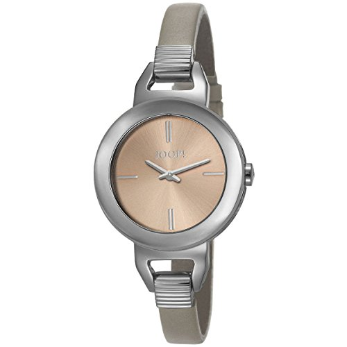 Joop! Damen-Armbanduhr Julie Analog Quarz Leder JP101652002