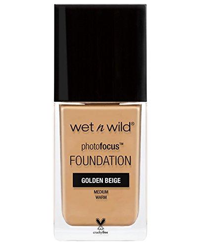 WET N WILD Photo Focus Foundation - Golden Beige