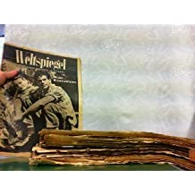 Weltspiegel - Illustrierte Berliner Zeitschrift. Hier Jahrgang 1950 in 53 Heften KOMPLETT !