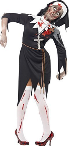 chwester Mary Halloween Kostüm Größe XL 20 Bis 22 (Living Dead Kostüm Ideen)
