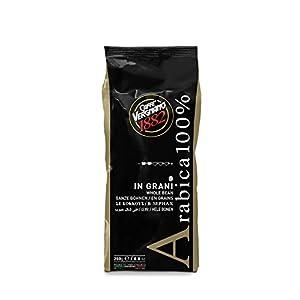 Caffè Vergnano 1882 Caffè in Grani Arabica 100%  - 1 confezione da 250 gr