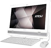 MSI PRO 22E 7NC-077XTR Masaüstü Bilgisayarı Intel Core i5 1024 HDD 4GB RAM Nvidia