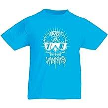 lepni.me T-Shirt per bambini The Skull