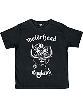 Motörhead England T-Shirt schwarz