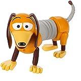 Toy Story- 4 Disney Pixar Slinky Personaggio Articolato da 18 cm, Giocattolo per Bambini di 3+ Anni, GGX37