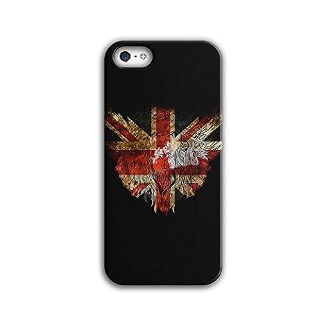 Flagge Tier brittish Vereinigtes Königreich GB Identität iPhone 5 / 5S Hülle | Wellcoda