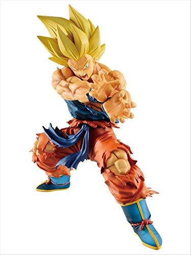 DRAGON BALL SUPER GOLDEN FREEZER Frieza Action Figure Personaggio Gold Sayan Toy